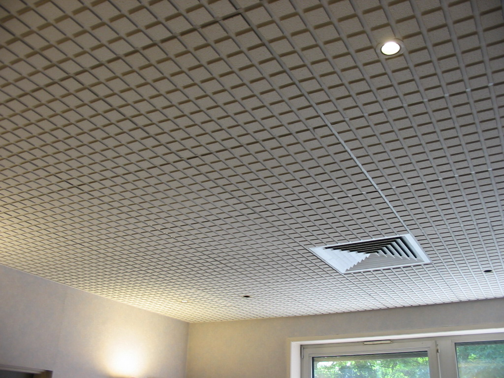Plafond tendu isolation phonique isolation phonique for Devis faux plafond
